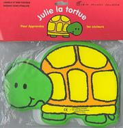 Cover of: Julie la tortue