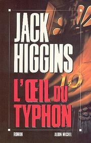 Cover of: L'oeil du typhon