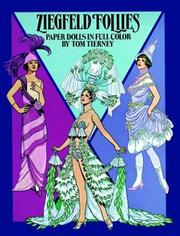 Cover of: Ziegfeld Follies-Paper Dolls in Full Color