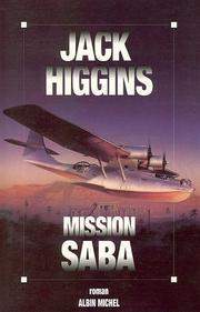 Cover of: Mission Saba