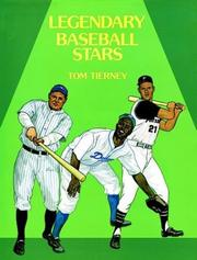 Cover of: Legendary Baseball Stars Paper Dolls in Full Color