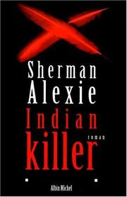 Cover of: Indian Killer Signed