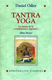 Cover of: Tantra yoga