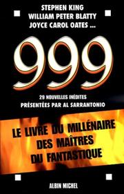 Cover of: 999