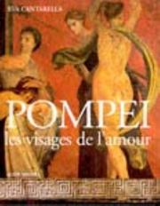 Cover of: Pompéi, les visages de l'amour