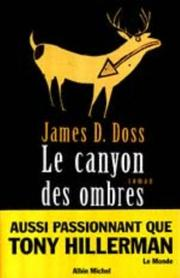 Cover of: Le canyon des ombres
