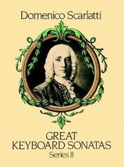 Cover of: Great Keyboard Sonatas, Series II
