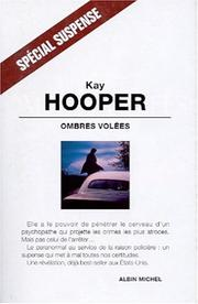 Cover of: Ombres volées