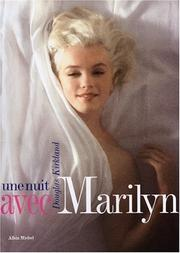 Cover of: Une nuit avec Marilyn