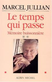 Cover of: Memoire Buissonniere