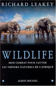 Cover of: Wildlife