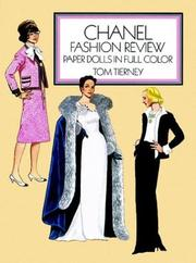 Cover of: Chanel Fashion Review Paper Dolls in Full Color