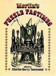 Cover of: Merlin's puzzle pastimes