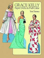 Cover of: Grace Kelly Paper Dolls in Full Color