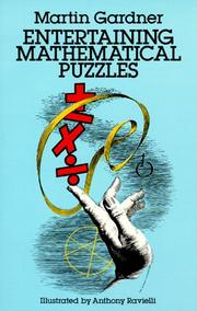 Cover of: Entertaining Mathematical Puzzles