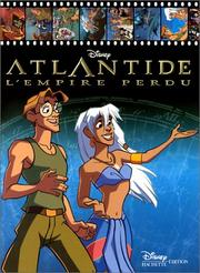 Atlantide l'empire perdu by Walt Disney