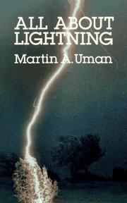 Cover of: All about lightning