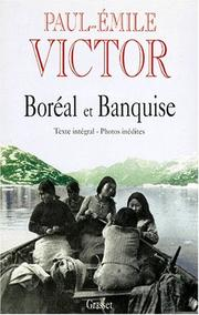 Cover of: Boréal