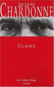 Cover of: Claire