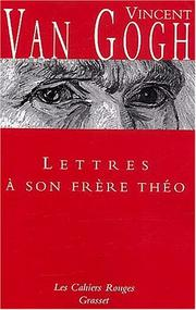 Cover of: Lettres a son frere theo