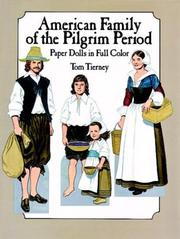 Cover of: American Family of the Pilgrim Period Paper Dolls in Full Color