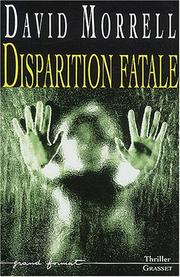 Cover of: Disparition fatale