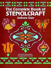 Cover of: The complete book of stencilcraft