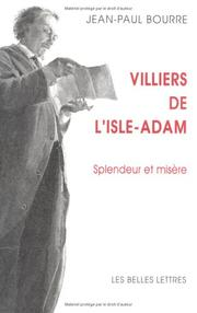 Cover of: Villiers de l'Isle-Adam