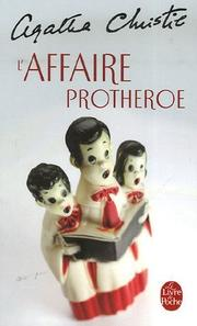 Cover of: L Affaire Prothero