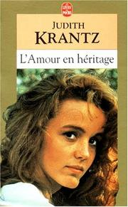 Cover of: L'amour en héritage