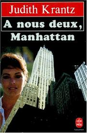Cover of: A nous deux, Manhattan
