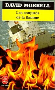 Cover of: Les conjures de la flamme