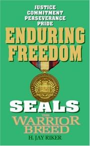 Cover of: Enduring freedom