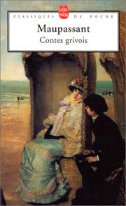 Cover of: Contes grivois