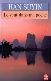 Cover of: Le vent dans ma poche