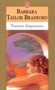 Cover of: Passions dangereuses