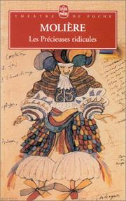Cover of: Les précieuses ridicules