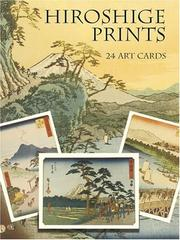 Cover of: Hiroshige Prints | Ando Hiroshige