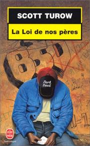 Cover of: La Loi de nos pères