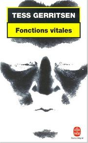 Cover of: Fonctions vitales