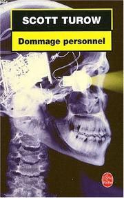 Cover of: Dommage personnel