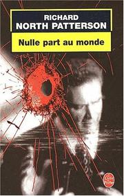 Cover of: Nulle part au monde