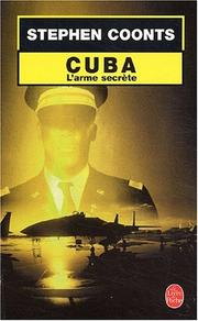 Cover of: Cuba, l'arme secrète