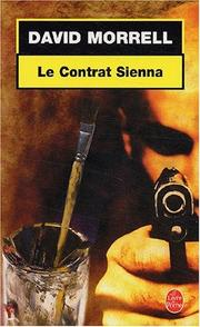 Cover of: Le Contrat Sienna