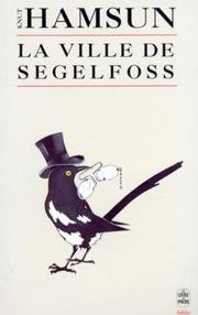 Cover of: Segelfoss By
