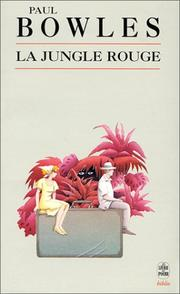 Cover of: La Jungle rouge