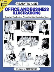Cover of: Ready-to-Use Office and Business Illustrations
