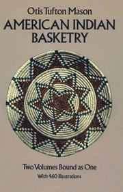 Cover of: American Indian basketry