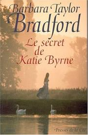 Cover of: Le secret de Katie Byrne