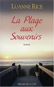 Cover of: La Plage aux souvenirs